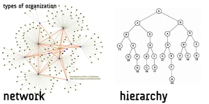 spontaneous order hierarchy network